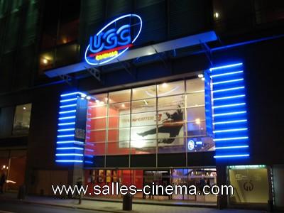 Cinéma UGC à Anvers