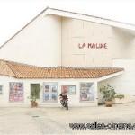 Cinéma sur l'Ile-de-Ré: La Maline. Salle de cinéma et spectacle à la Couarde sur Mer (Charente-Maritime)