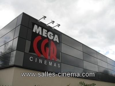 Cinéma Méga CGR à Colmar