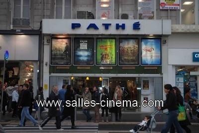 Cinéma Pathé Massena, à Nice, avenue Jean Médecin