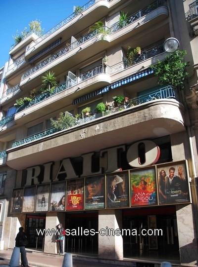 Cinéma Le Rialto, à Nice.