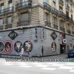Cinémas à Grenoble: Les Nef. Salles de cinéma classées Art et Essai.