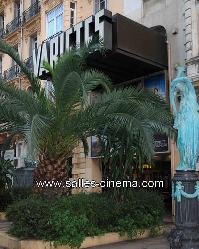 Cinéma Les Variétés à Nice