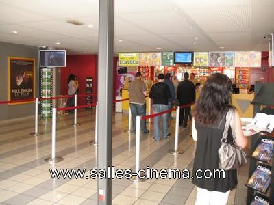 Cinéma Pathé Marché Beaux-Arts à Besançon
