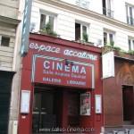 Cinéma Accatone à Paris