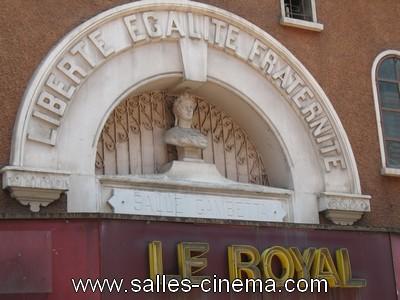 Cinéma Le Royal à Albertville