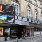 Cinéma le Balzac à Paris