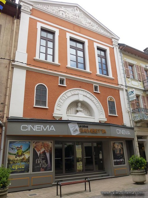 Formidable Cinema Le Dome Albertville #10: Foursquare | Dudew.com