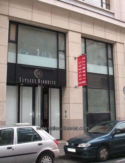 Cinéma Elysées Biarritz à Paris
