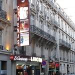 Cinéma Lincoln sur les Champs-Elysées à Paris - www.salles-cinema.com