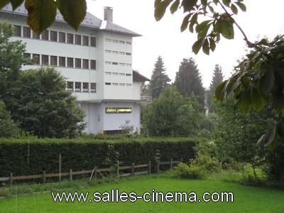 Cinéma Panoramic à Megève