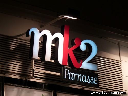 Salle du cinéma Mk2 Parnasse