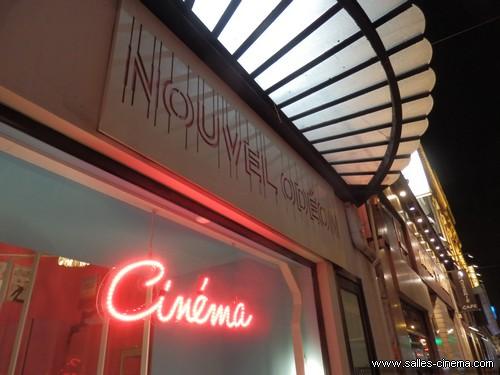 Cinéma Le Nouvel Odéon à Paris