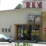 Ancien cinéma à Aix-les-Bains (Savoie): Le Rex