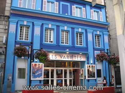 Cinéma Les Variétés à Bellegarde-sur-Valserine