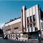 Ancien cinéma à Vierzon: le France