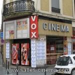 Cinéma pornographique le Vox à Grenoble