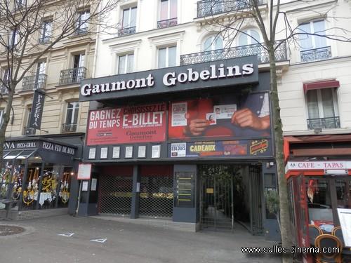 Cinéma Gaumont Gobelins - Fauvettes à Paris