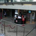 Gaumont Grand Ecran Italie: la caisse de l'ancien cinéma.