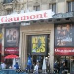 Cinéma Gaumont Parnasse (côté Miramar) à Paris