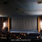 La grande salle du Gaumont Opéra à Paris.