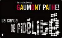 Carte de fid lit gaumont path salles - Carte fidelite gaumont ...