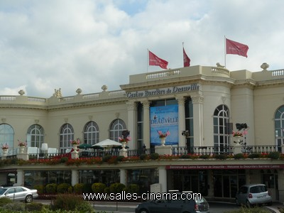 Casino barriere deauville cinema
