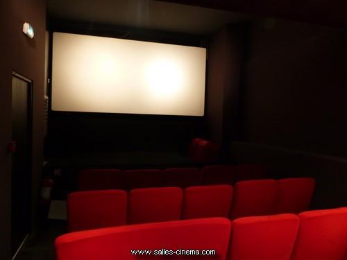 Salle du cinéma Le Brady