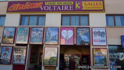 Cinéma le Voltaire à Fernay-Voltaire