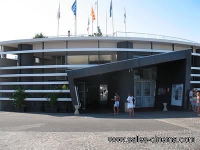 Cinéma l'Ecran Bleu à Cavalaire-sur-Mer