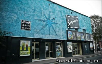 Cinéma le Sirius au Havre: cinéma art et essai de 3 salles.