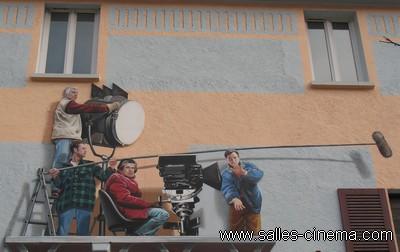 Cinéma le Vox à Chamonix, en Haute-Savoie