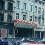 Cinéma disparu à Bruxelles: Cinéma Royal Palace Nord (façade du cinéma)