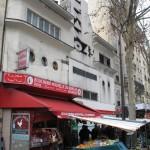 Ancien cinéma Ornano à Paris