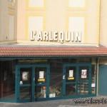 Cinéma l'Arlequin à Belley dans l'Ain: trois salles de cinéma