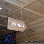 Cinéma le Palais à l'Alpe d'Huez
