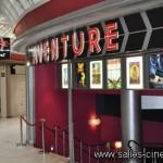 Cinéma Aventure à Bruxelles