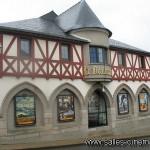 Cinéma le Beaumanoir à Josselin, dans le Morbihan.