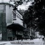 Façade du cinéma Palais Rochechouart à Paris