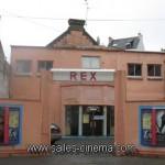Cinéma le Rex à Douarnenez dans le Finistère.