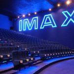 Les salles de cinéma Imax