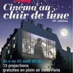 Cinema au clair de lune