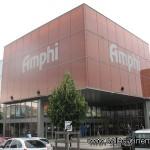 Cinéma Amphi à Bourg-en-Bresse: multiplexe de 9 salles