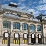 Façade du cinéma La Grenette à Bourg-en-Bresse, dans l'Ain.