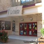 Cinéma La Palette à Tournus (Saône-et-Loire)