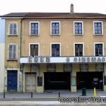 Cinéma fermé à Bourg-en-Bresse: l'Eden
