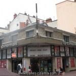 Cinéma Vox à Chalon-sur-Saône en Bourgogne.