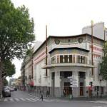 Le cinéma Louxor à Paris: projet de Philippe Pumain, architecte.