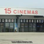 Multiplexe Mega CGR à Villenave d'Oron: cinéma de 15 salles - www.salles-cinema.com