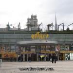 Façade du Pathé Place de Loire à Orléans - www.salles-cinema.com